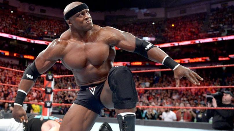 Bobby Lashley: Me VS Brock Will Eventually Happen