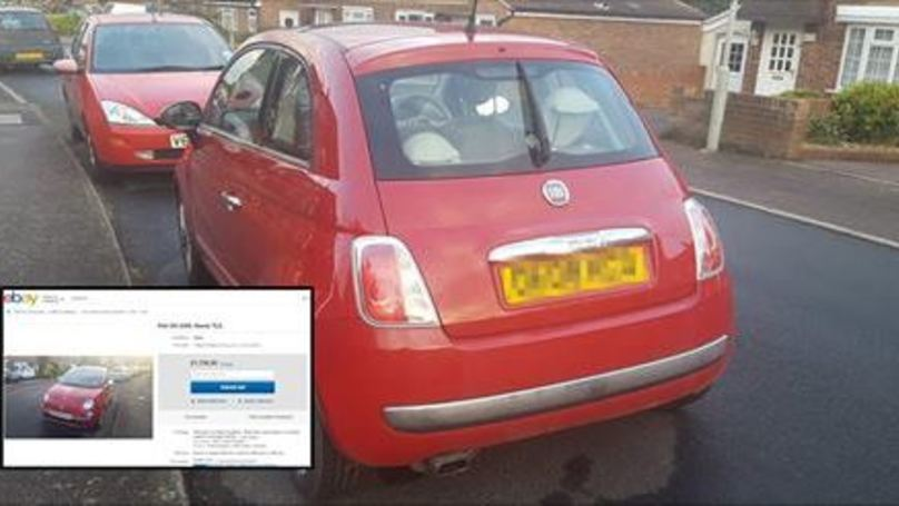 Womans Honest Ebay Advert For Her Fiat 500 Is Comedy Gold