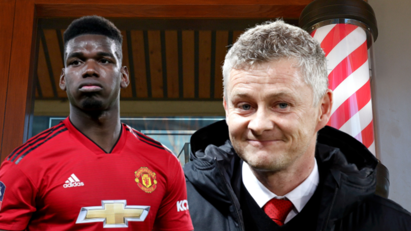 Paul Pogba Hasn't Changed His Haircut Since Ole Gunnar Solskjær's Arrival, Says Eric Cantona