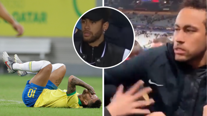 Neymar Has Had An Unforgettable 2019 For All Of The Wrong Reasons