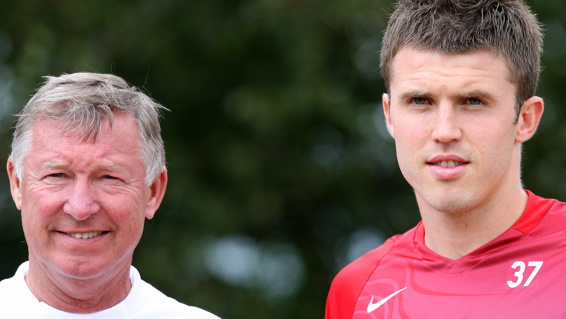 Sir Alex Ferguson Used To Wind Up Carrick At The Start Of Every Season | SPORTbible