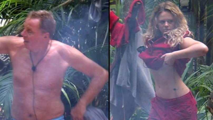 'I'm A Celeb' Camp-Mates Lose 'Four Stone' In A Week