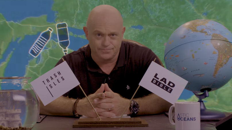 WATCH: Ross Kemp Explains Why LADbible Is Forming Its Own Country