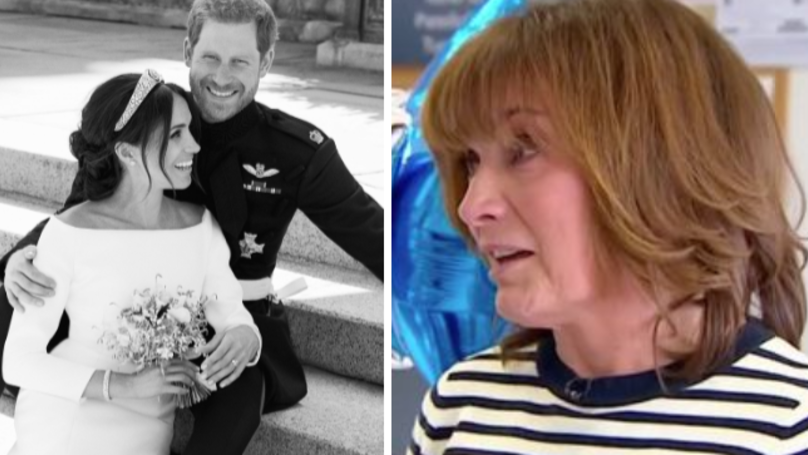 WATCH: Lorraine Kelly 'Body Shames' Woman Who Criticised Royal Wedding