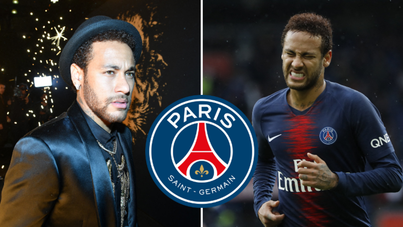 Furious PSG Release Statement After Neymar No-Showed Pre-Season Training