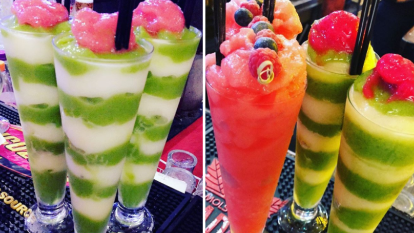 These Twister Cocktails Are The Perfect Summer Treat