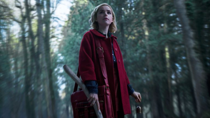 The Chilling Adventures Of Sabrina Trailer Just Dropped And It's Super Creepy