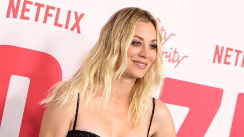 ​Kaley Cuoco Shuts Down Pregnancy Rumours In The Best Way