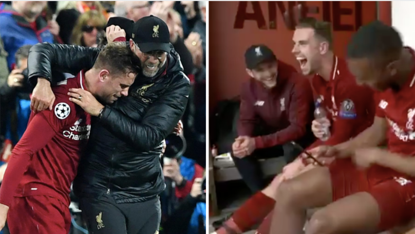 Jordan Henderson's Half-Time Orders To Club Doctor Shows He Is An Incredible Leader