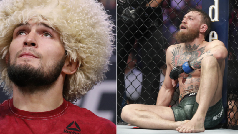 Conor McGregor And Khabib Nurmagomedov Will Be Suspended By The UFC