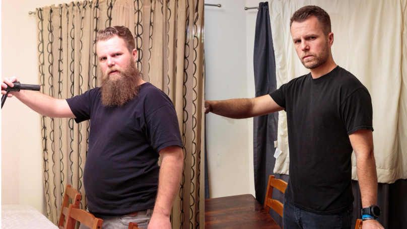 Former Alcoholic Shows His Transformation After Quitting Booze