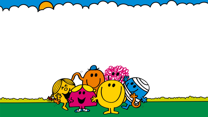 Little Miss Characters Portrayed As 'Less Powerful' Than Mr Men