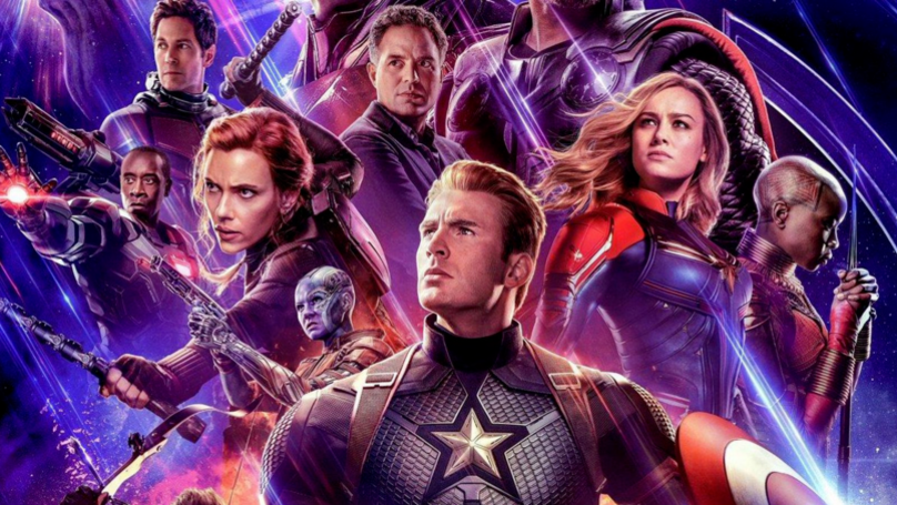 A New Avengers: Endgame Clip Has Just Dropped