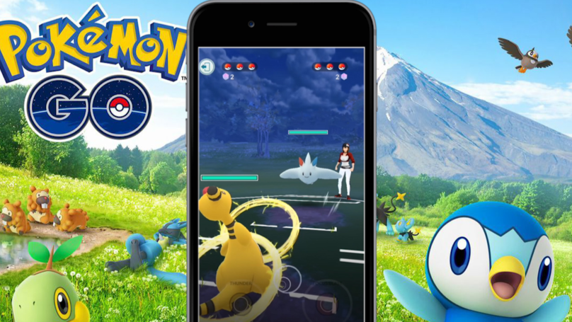 Niantic Will Introduce ​'Pokémon GO' Trainer Battles Soon