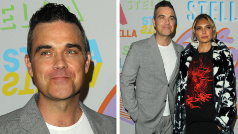 ​Robbie Williams Convinces Man To Propose To Partner Live On Instagram