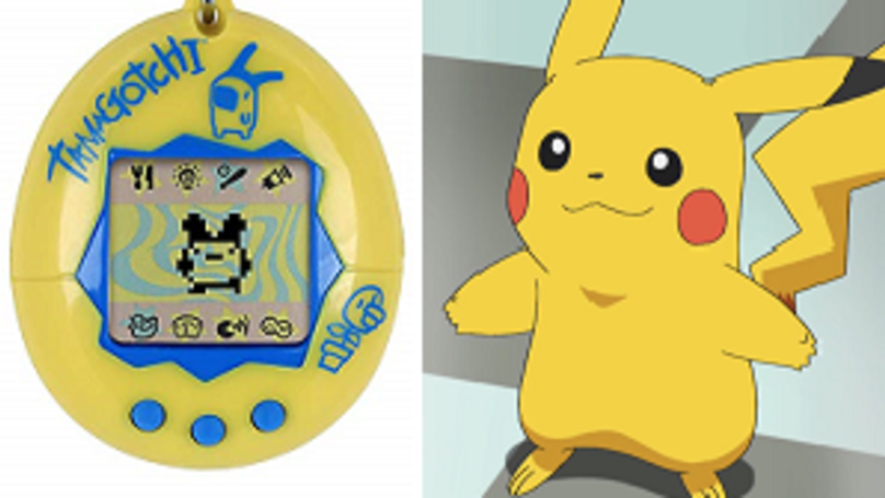 Pokémon And Tamagotchi Are Teaming Up To Help You Relive Your Childhood