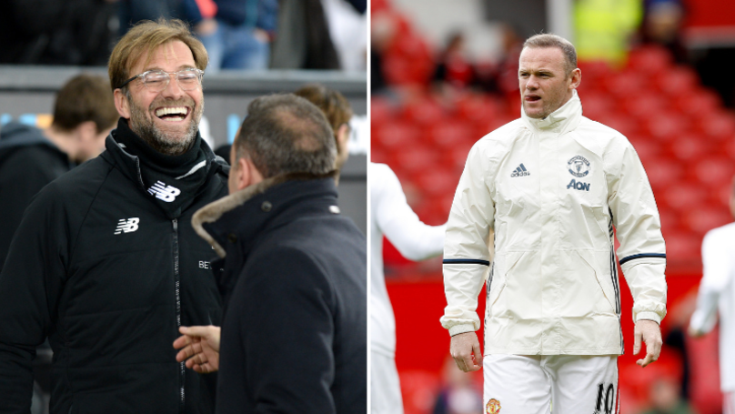 Wayne Rooney Says Jurgen Klopp Being Successful With Liverpool Is His One Mistake