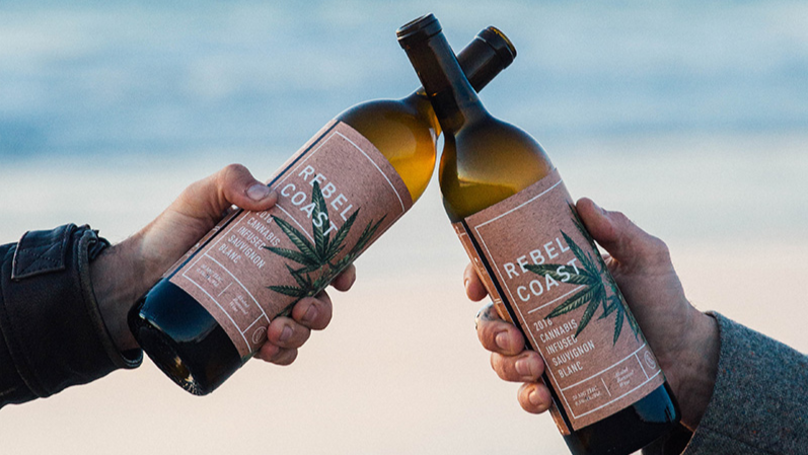 Californian Winery Creates The World's First Cannabis-Infused, Hangover-Free Wine