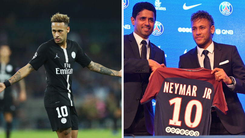 Crazy Clauses Included In Neymar's PSG Contract Have Been Revealed