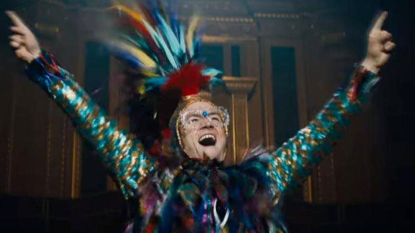 Rocketman Will Be The First Major Studio Film To Feature Gay Sex Scenes