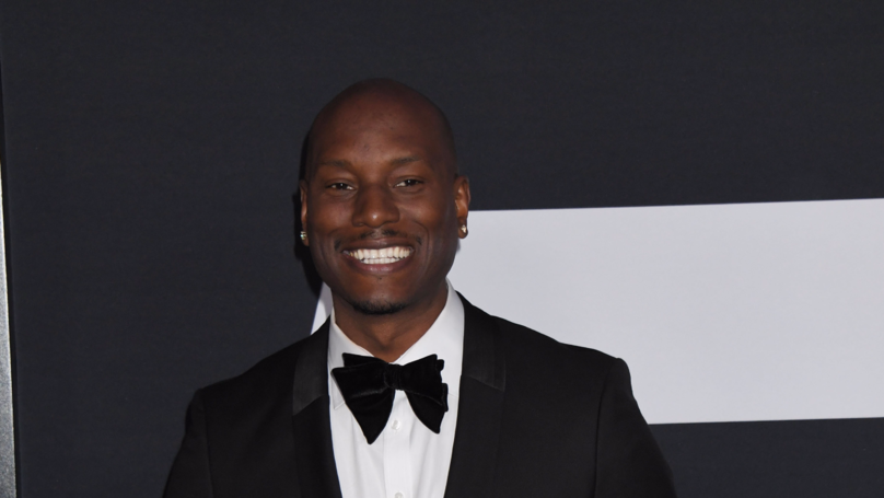 Tyrese Gibson Granted 50/50 Custody Of Daughter