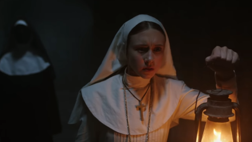 YouTube Remove 'The Nun' Trailer After Complaints Over Jump-Scare Scene