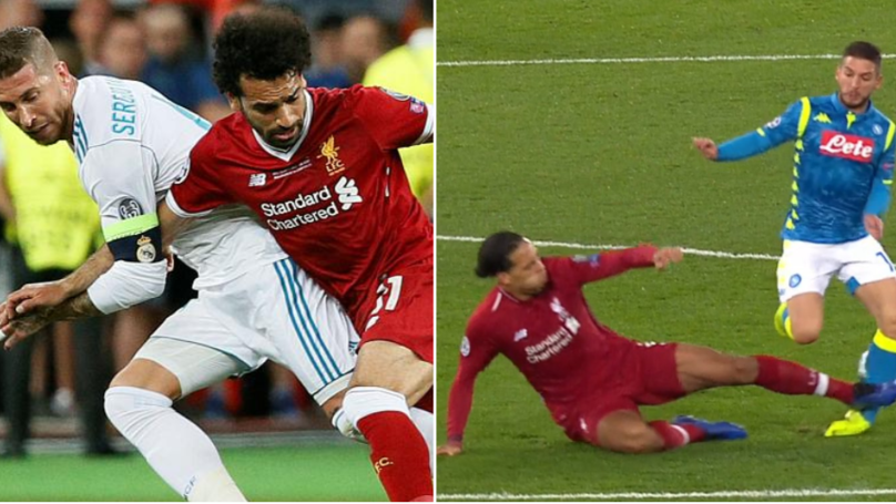A Manchester United Fan Tweets About Liverpool's Reaction To Fouls, Instantly Goes Viral