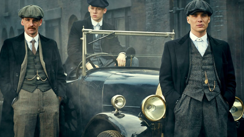 An Immersive Peaky Blinders Festival Is Coming To The UK