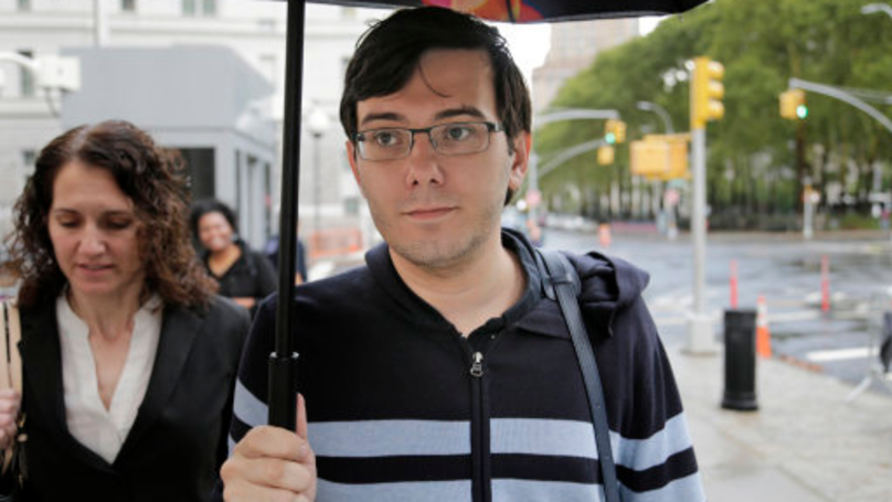 Martin Shkreli 'Disrespected The Wu-Tang-Clan' So Jurors Walk Out