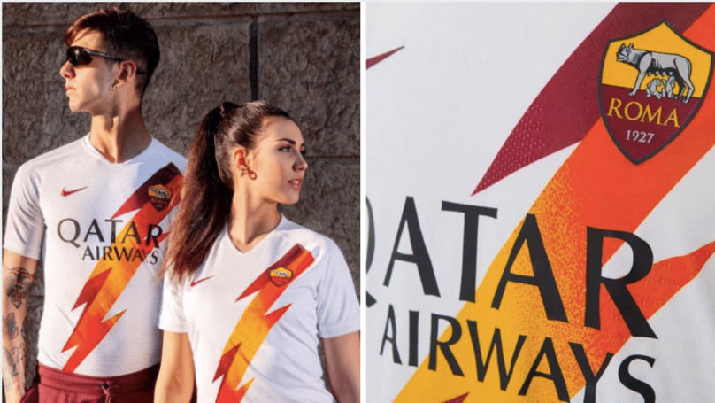 Roma's New Away Shirt Is A Real Contender For Kit Of The Season