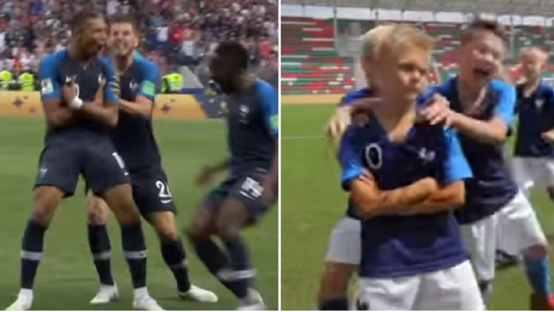 These Kids Recreated The World Cup Final And It Makes For Brilliant Viewing
