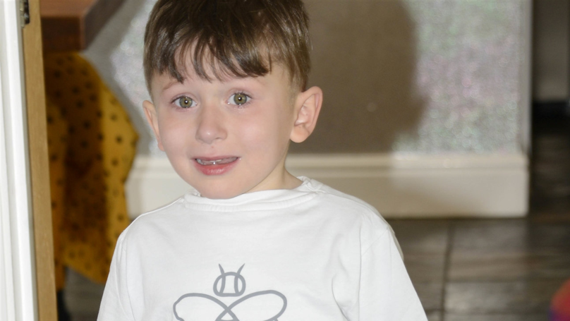 "Mum Designs T-Shirts So People Will Stop Calling Her Autistic Son ""Naughty"""