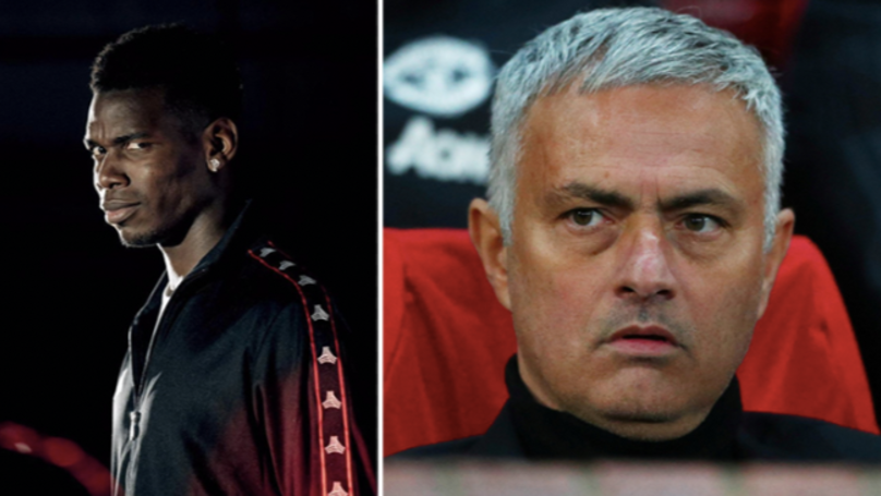Paul Pogba Trolls Jose Mourinho After Manchester United Sacking