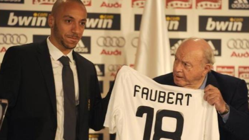 10 Years Ago Today, Julien Faubert Signed For Real Madrid On Loan
