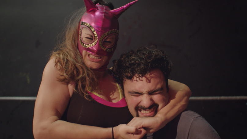 La Diablesa Rosa Is The Most Badass Female Mexican Wrestler You'll See Today