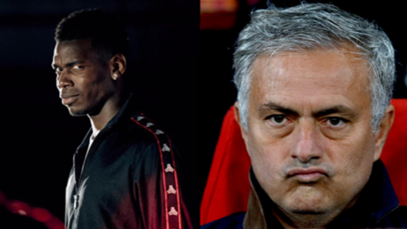 Paul Pogba Brilliantly Trolls Jose Mourinho After His Sacking From Manchester United