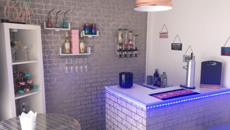 Mum Transforms Her Spare Room Into The Ultimate 'Woman Cave'