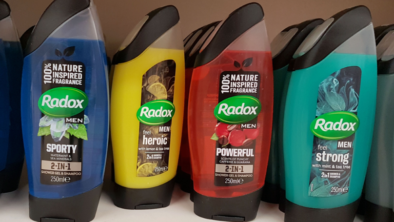 ​Dad Accuses Radox Of Sexism With Its Shower Gels