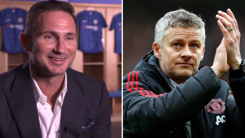 Fans Are Excited For Ole Gunnar Solskjaer Vs Frank Lampard Next Season