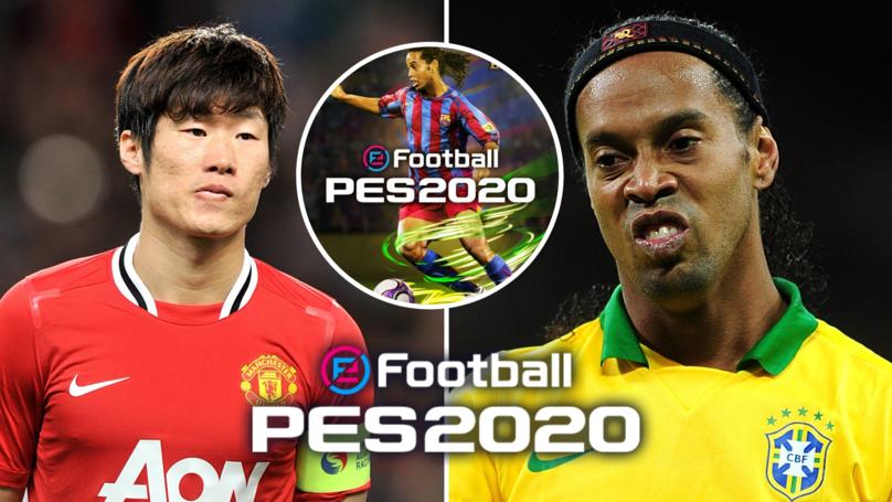 Brazilian Legend Ronaldinho Has A Lower Rating Than Ji-Sung Park In