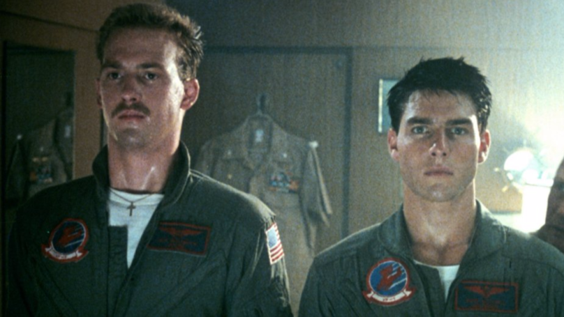 'Top Gun 2' Will Feature Goose's Son And It Sounds Like A Riot