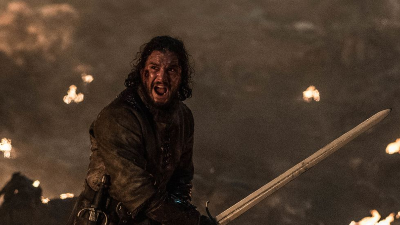 Game Of Thrones Theory Suggests Jon Snow Helped Arya Kill The Night King