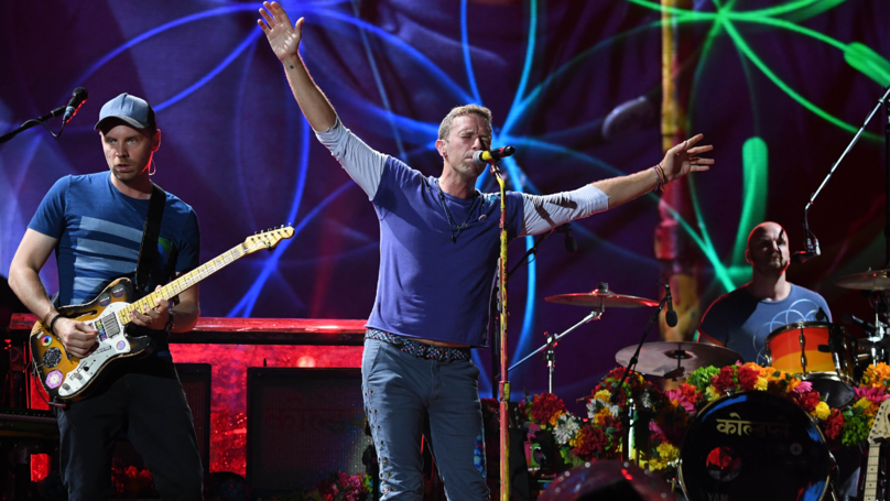 Coldplay Are Set 'To Return With New Album Next Year'