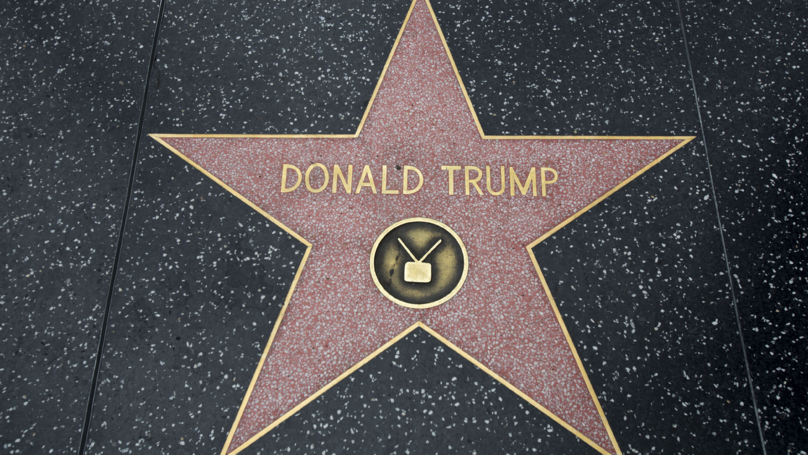 Man Who Defaced Donald Trump's Hollywood Star Bailed Out By The Last Guy