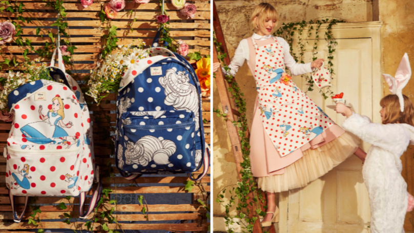 Here's A First Look At Cath Kidston's Alice In Wonderland Collection