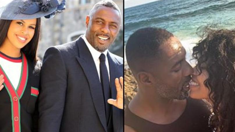Idris elba secret wedding