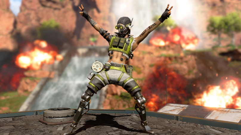 ​'Apex Legends' Players Who Piggy-Back On Your Success Might Be Banned