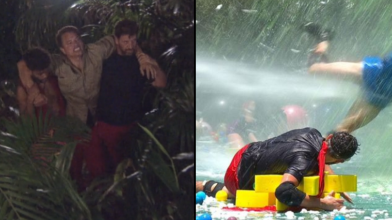 'I'm A Celeb' Celebrity Cyclone Trial Changed To Accommodate John Barrowman's Injury