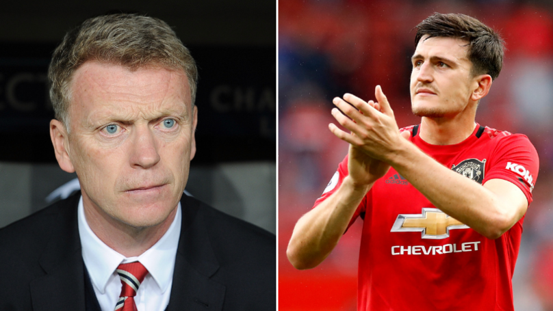 David Moyes Reveals Man Utd Didn't Sign Harry Maguire In 2013 Because He Was 'Really Big'
