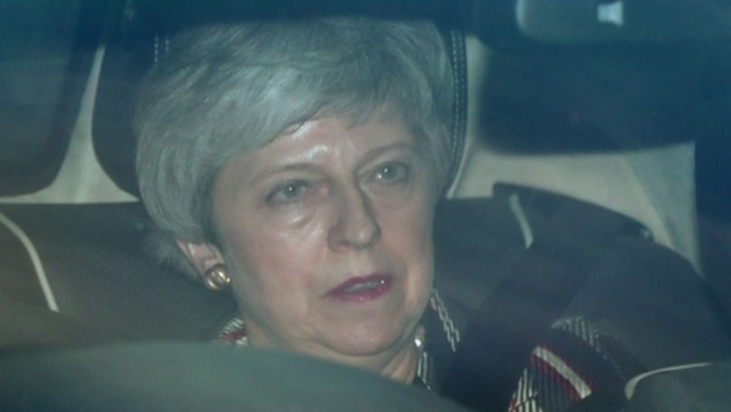 Theresa May Has Announced That She Will Resign On June 7